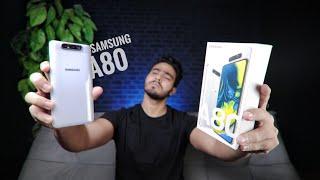 اخر ضربة من سامسونج | Samsung Galaxy A80