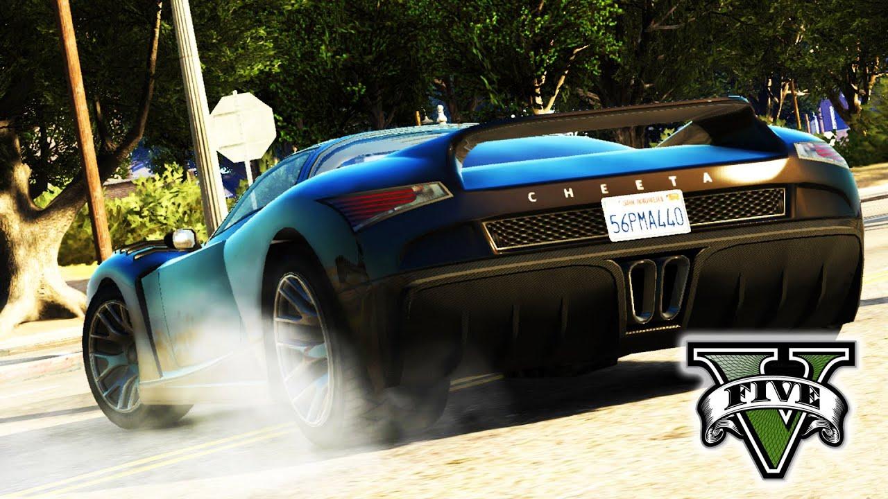 Gta Car Wallpaper Gta 5 Bugatti Destruction Live Stream Grand Theft Auto
