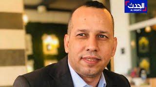 أبو علي العسكري المسؤول العسكري لميليشيا حزب الله هدد هشام الهاشمي قبل أسبوعين بالقتل