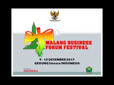 MALANG BUSINESS FORUM FESTIVAL
