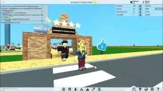 new attractions//roblox//my amusement park 3 #