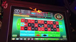 Jackpot Gambling Electronic Roulette Games Machines Cris Angel Lie Jiang Gambling