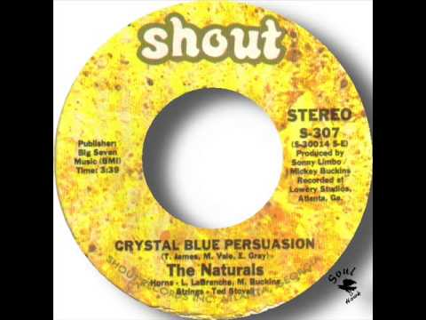 The NaturalsCrystal Blue Persuasion