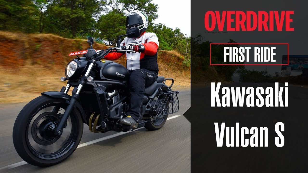 Kawasaki Vulcan S First Ride Review Overdrive