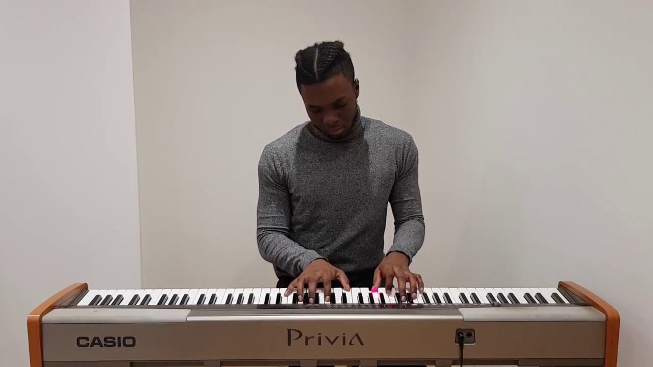 Contemporary Pianist for Hire | Darell