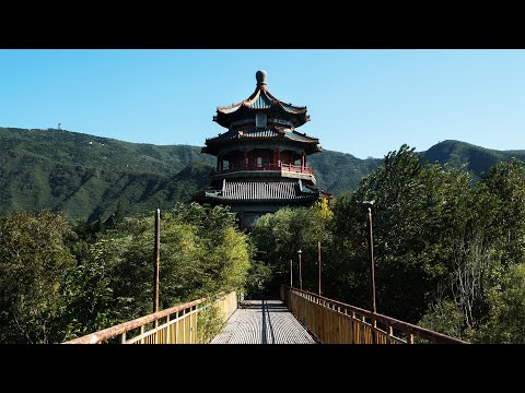 Caught Exploring an Abandoned Chinese Theme Park - Asia Trip #3