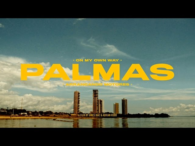 Ivan Raña - On My Own Way - PALMAS