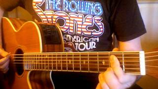 PARACHUTE WOMAN, How To Play the ROLLING STONES