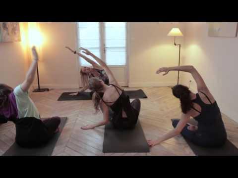 Marie Claire.fr  a testé le Body Balance avec Iris Sarg