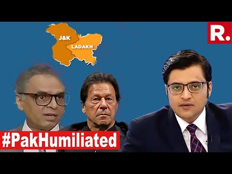 #PakHumiliated At UNSC Again | The Debate With Arnab Goswami