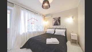 Квартира посуточно Киев: Видеообзор комфортабельных стандартных апартаментов с одной спальней