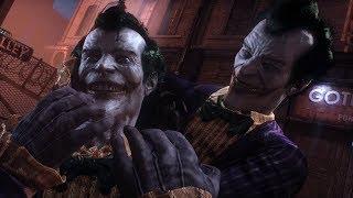 Batman: Arkham Knight - Joker kills the Joker (mesh swap mod)