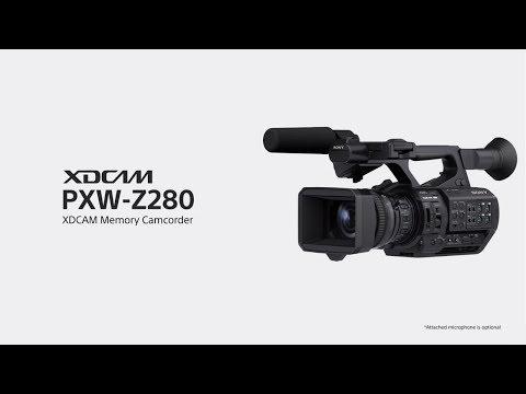 【數位達人】平輸 SONY PXW-Z280 手持 專業型 錄影機 / 17X光學 人臉自動對焦 電影機 / Z190