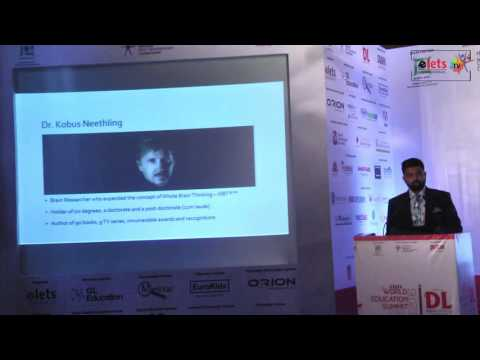 elets World Education Summit' 16 -  Rethinking education in the age of technology...