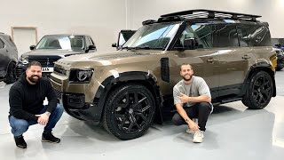 BUYING THE ULTIMATE DEFENDER FROM LENNY AT URBAN!