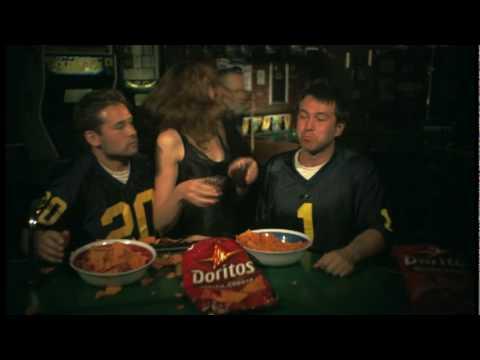 Doritos CRASH THE SUPERBOWL - So Cheesy It Hurts F...