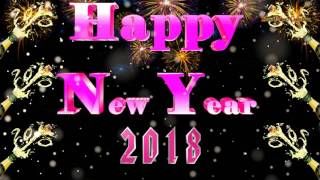 Happy New Year 2018 Wishes Images Quotes Whatsapp Animation Special Greetings