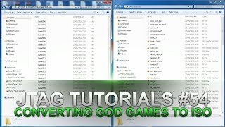 Jtag Tutorials #54 How to Convert Marketplace Games to the ISO Version