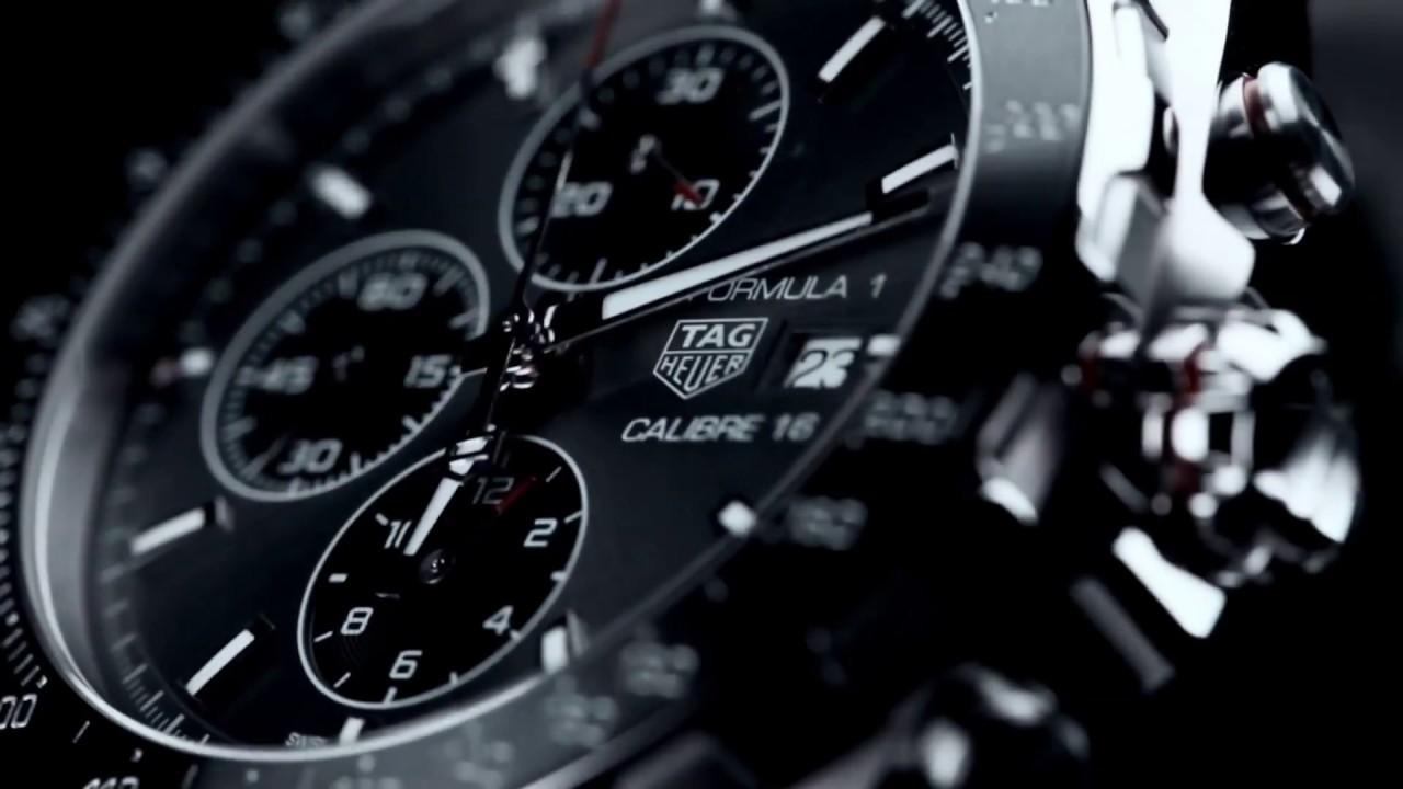 7ca521299187 TAG HEUER FORMULA 1 Calibre 16 Automatic Chronograph 200 M CAZ2012.BA0876