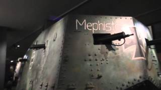 Mephisto: The Only Surviving A7V Tank