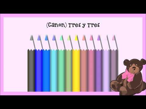 Tres y Tres (Canon)