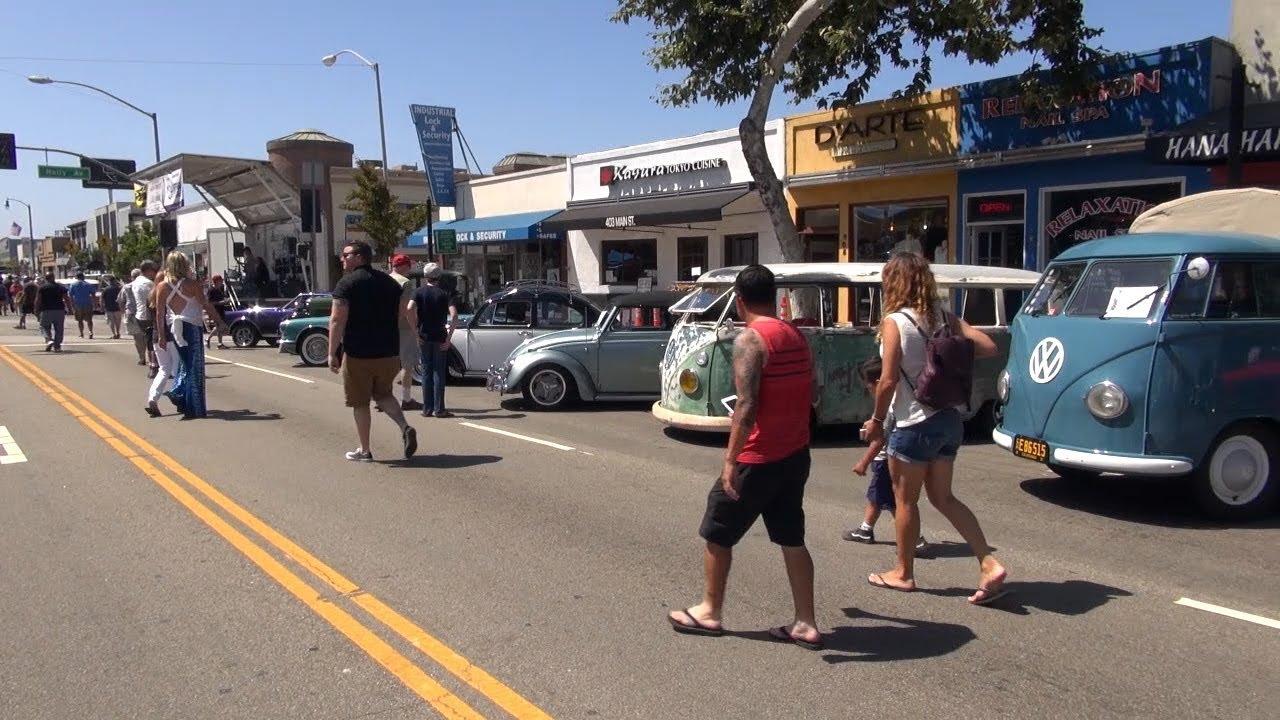 El Segundo Main Street Car Show Whats Up El Segundo YouTube - Main street car show