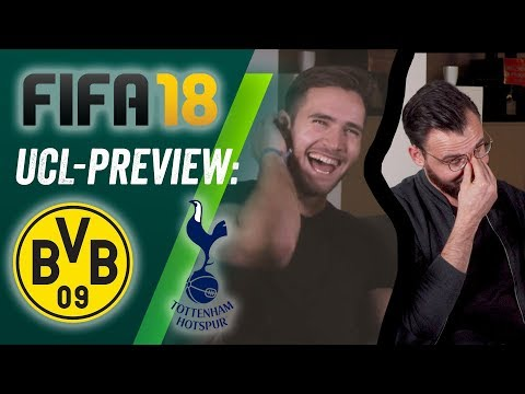 Borussia Dortmund v Tottenham: UEFA Champions League prediction with FIFA 18