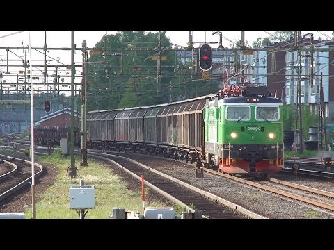 (LONG) SJ & Green Cargo Rc / Rd Locomotives in Sweden (Rc1, Rc2, Rc3, Rc4, Rc4P, Rc6, Rd)