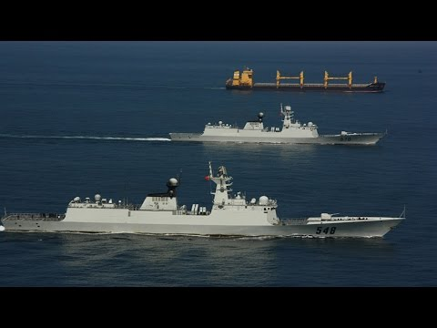 Zero distance to learn of chinese marine corps china military power focus on oversea 零距離接觸中國海軍陸戰隊