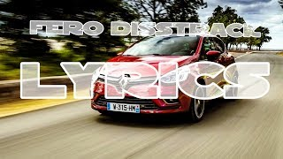 Gio - 16er im Clio FERO DISSTRACK (LYRICS) | Keller Lyrics