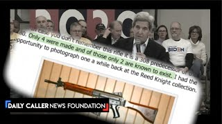 Kerry Credits Biden For Taking A Gun Off The Streets When There Were Only 4 Made -DC Shorts
