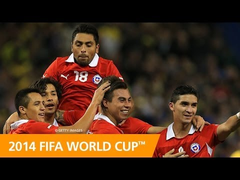 World Cup Team Profile: CHILE