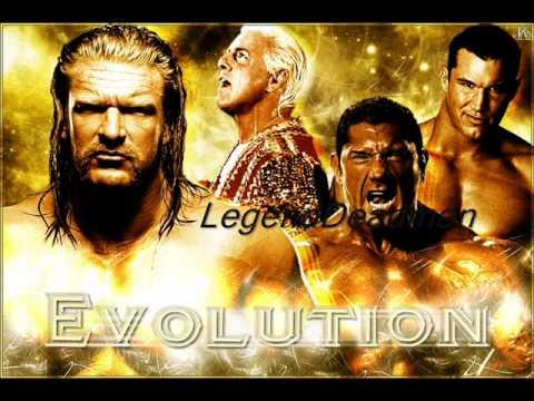 Evolution Theme Song