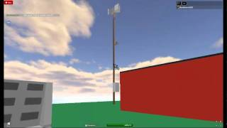 Roblox tornado siren and fire alarm (System Test # 1)
