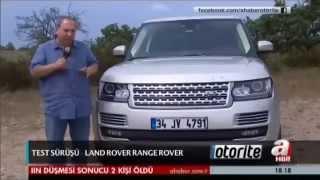 RANGE ROVER Test Sürüşü ve Detaylı İnceleme [Otorite]