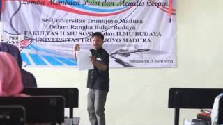 Puisi Dzikur Karya D.zawawi Imron