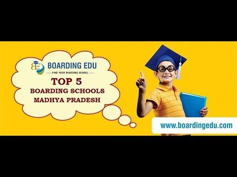 Top 5 Boarding Schools in Madhya Pradesh 2018