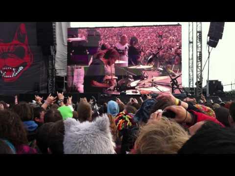 Beelzeboss - Tenacious D (Download Festival 2012)