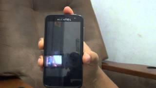 ✔ HARD RESET ALCATEL ONE TOUCH EVOLVE 5020T / 5020A M POP By Recovery Mode (Restaurar / Resetear)