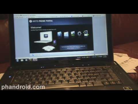 Motorola Devour Web/Media/Connectivity Review