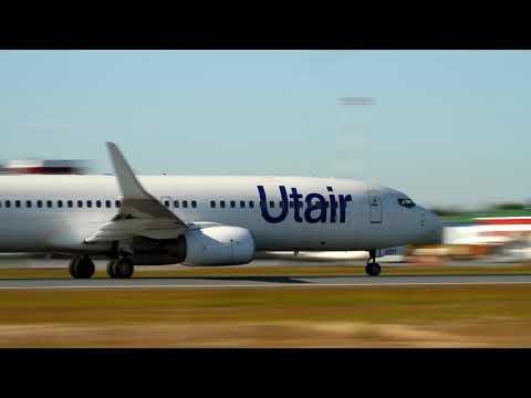 Полет глазами пилота Utair