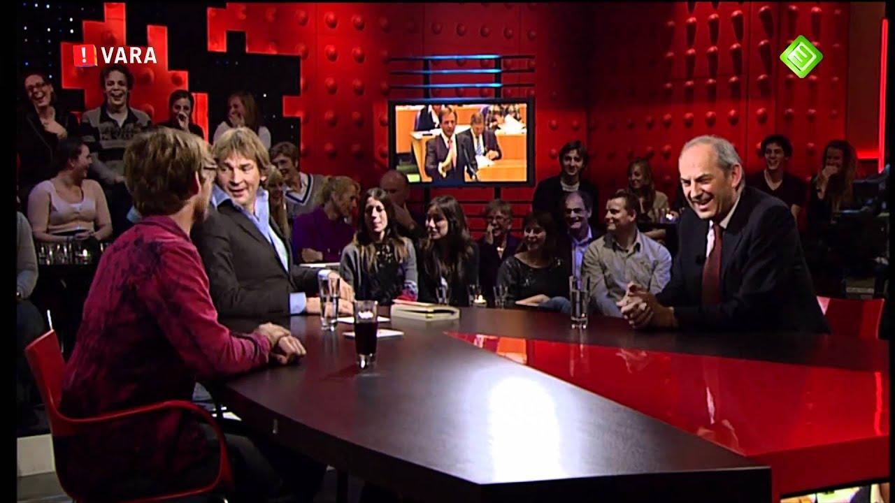 Muis verstoort de wereld draait door dwdd 25 11 2010 youtube - Huis in de wereld draagt sieraden ...