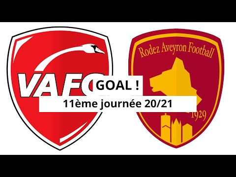 Valenciennes Rodez Goals And Highlights