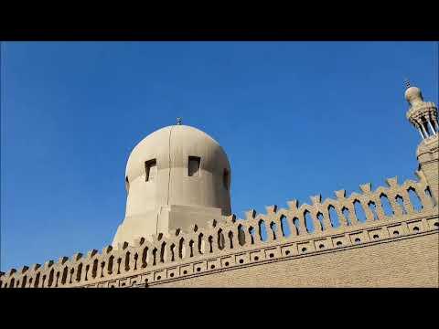 اكبر واقدم مسجد فى مصر   مسجد وجامع أحمد بن طولون
