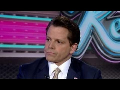 Inside the White House Communications Director job with Anthony Scaramucci