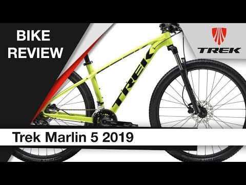 Trek Marlin 5 2019: Bike review