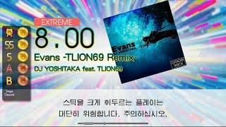 Gitadora Evans -TLION69 Remix- Extreme drum
