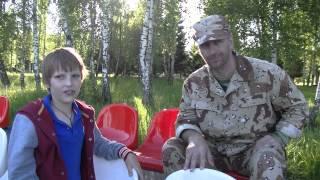 """Люди Гарнизона"" - Олег Чагин"