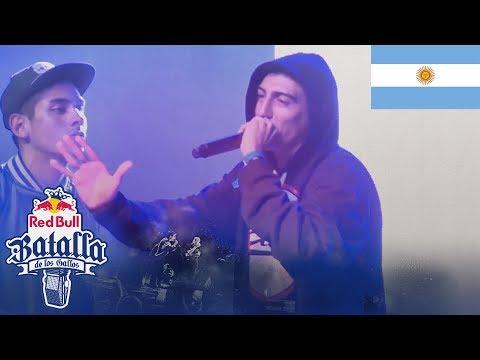 Roli vs Stuart - Final: Semifinal Rosario, Argentina 2018