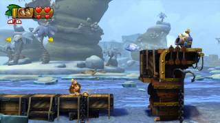 Donkey Kong Country: Tropical Freeze - 6-2 Seashore War (100%)